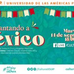 Image for the Tweet beginning: Pasa una tarde mexicana con