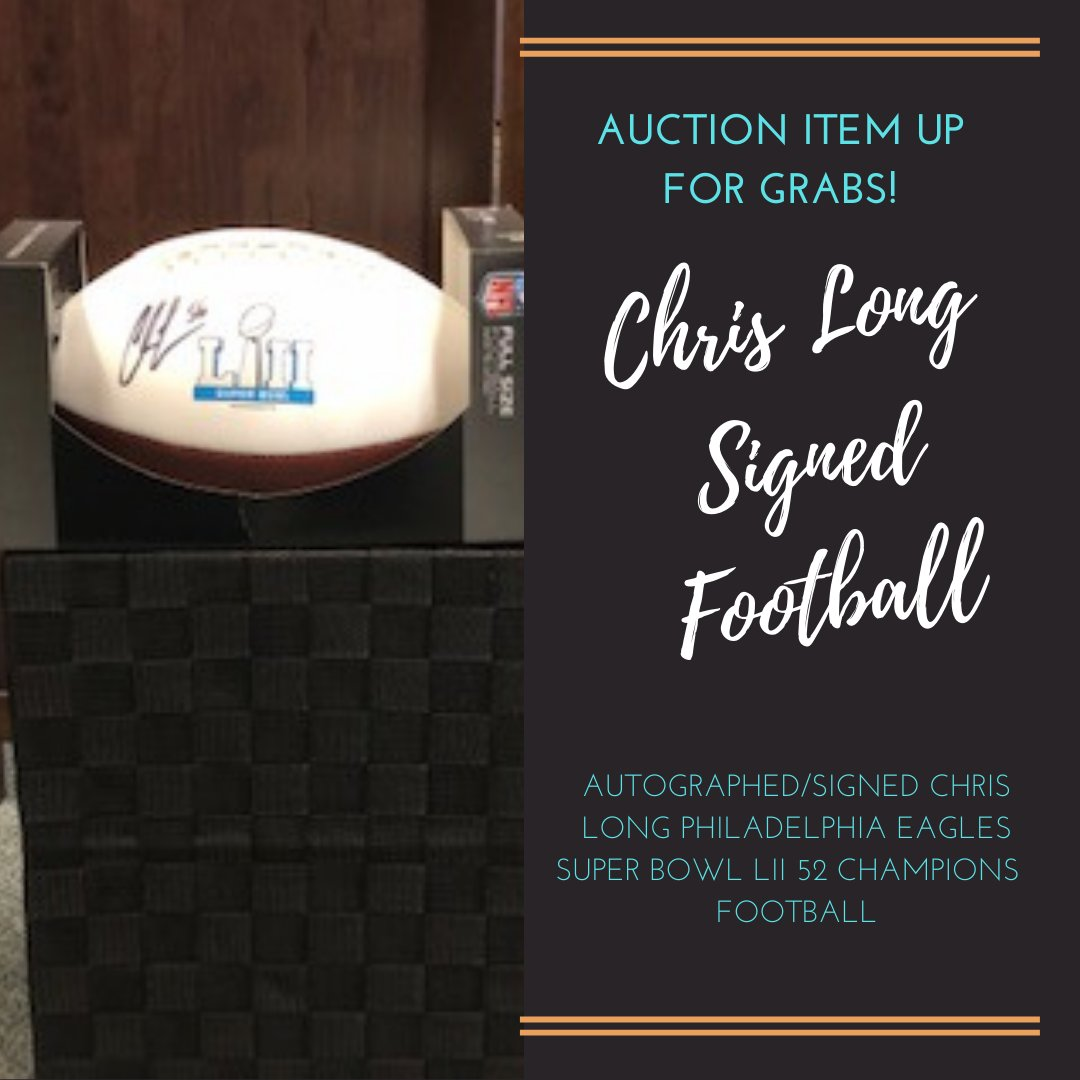 test Twitter Media - Join the Sisters of St. Francis at the 26th Annual Golf Tournament. Play for prizes and participate in the silent auction for your chance at some really great prizes...like this one...a signed football by Super Bowl Champion Chris Long. https://t.co/EaXC7JX4Ua. https://t.co/PfsvAeDczK