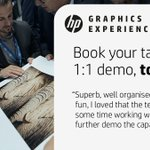 Image for the Tweet beginning: Experience the latest HP technology