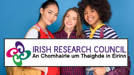 Government of Ireland Postgraduate Scholarship Programme for International Students