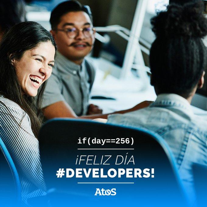 ¡Feliz Día #Developers! 🧑💻 Hoy celebramos a quienes impulsan la innovación y...