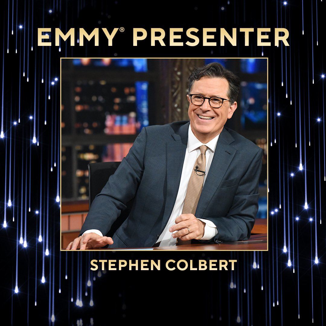 We spy with our CBS eye some familiar faces!! 👀🤩 Catch @WValderrama, @VanessaLachey, and @StephenAtHome present at the @TelevisionAcad's 73rd Annual #Emmys hosted by @CedEntertainer, LIVE this Sunday at 8pm ET/5pm PT.