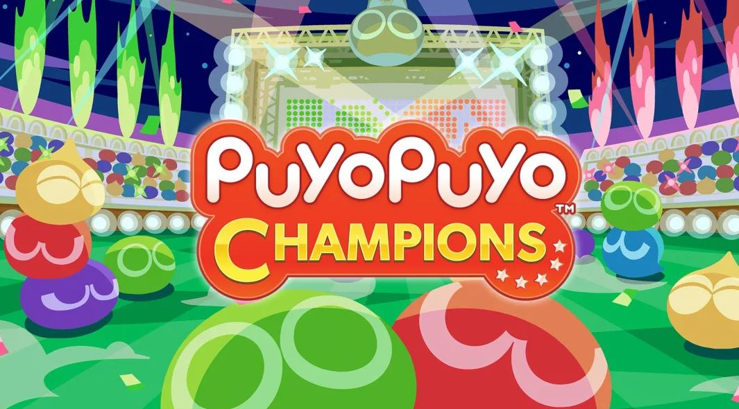 Puyo Puyo Champions (S) $2.99 via eShop.