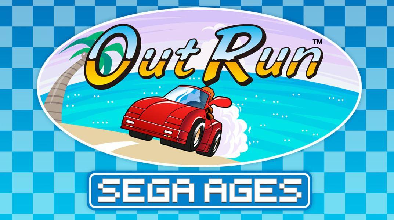 SEGA AGES Out Run (S) $5.99 via eShop.