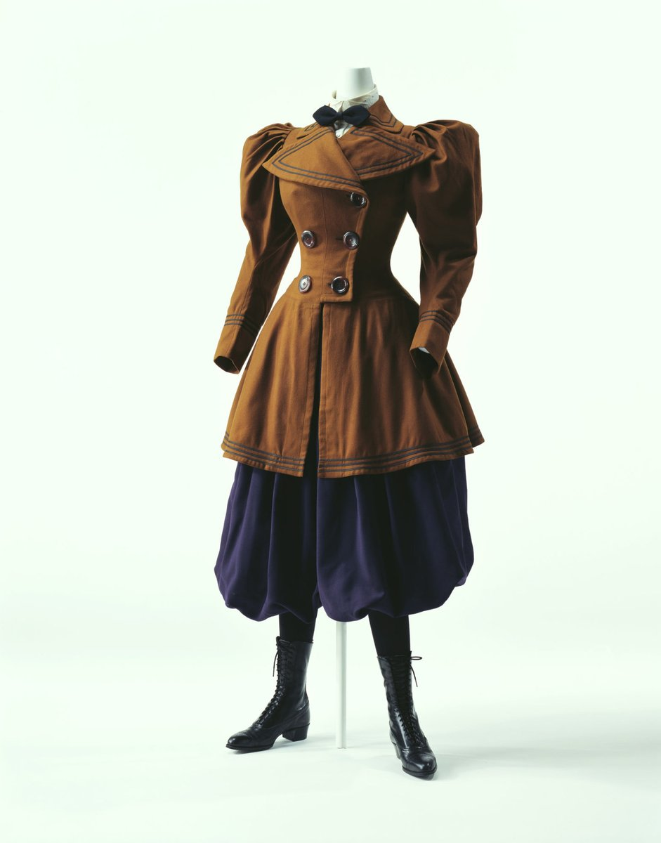 @wikivictorian's photo on Costume Institute
