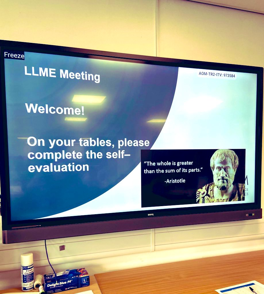 RT @PatelFarhana84 A great afternoon focusing on maths related CPD - our first LLME meeting @TuringNW @NCETM! Excited to launch the 'Teaching for Mastery' Development Work Group this term - supporting colleagues to enhance the teaching of maths at primary level! @ThinkingMaths @boltonlearnopps