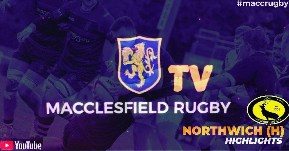 test Twitter Media - The @NorthwichRUFC highlights are out now!! See our YouTube channel or Facebook page or this link https://t.co/W9pvyROO9B https://t.co/dyoILUEBRw
