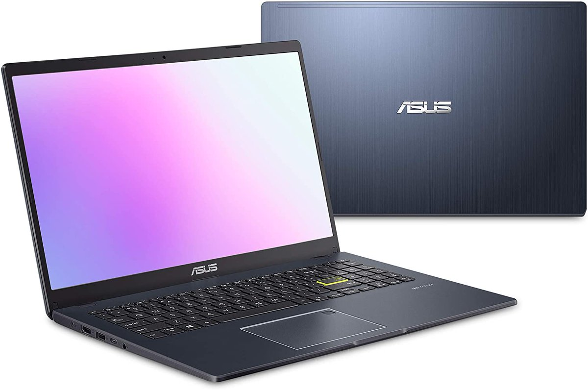 ASUS Laptop L510 Ultra Thin Laptop  Only $266.99!