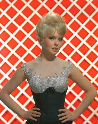 Happy Birthday American actress Joey Heatherton, now 77 years old.