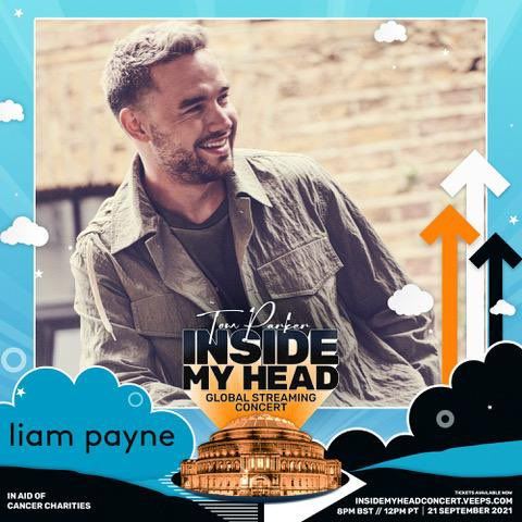 This time next week I'll be performing at the @TomParker Inside My Head gig, and now if you can't make it in person you can watch via a global stream the following day. Get your tickets here https://t.co/CsDoeVLFUs  I can't wait to get back on stage 🙌🏼 https://t.co/GleqQY5mUx