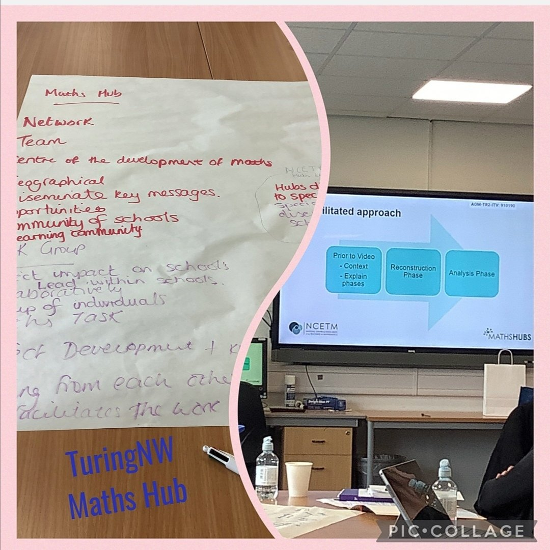 RT @Tor_tor_toria It was great to be back together today for our @TuringNW #LLME! Learning, planning, collaborating and of course getting excited about the year ahead 🎉 #masteryspecialist #itsgoodtobeback @out_education @JuliaMorgansEdu