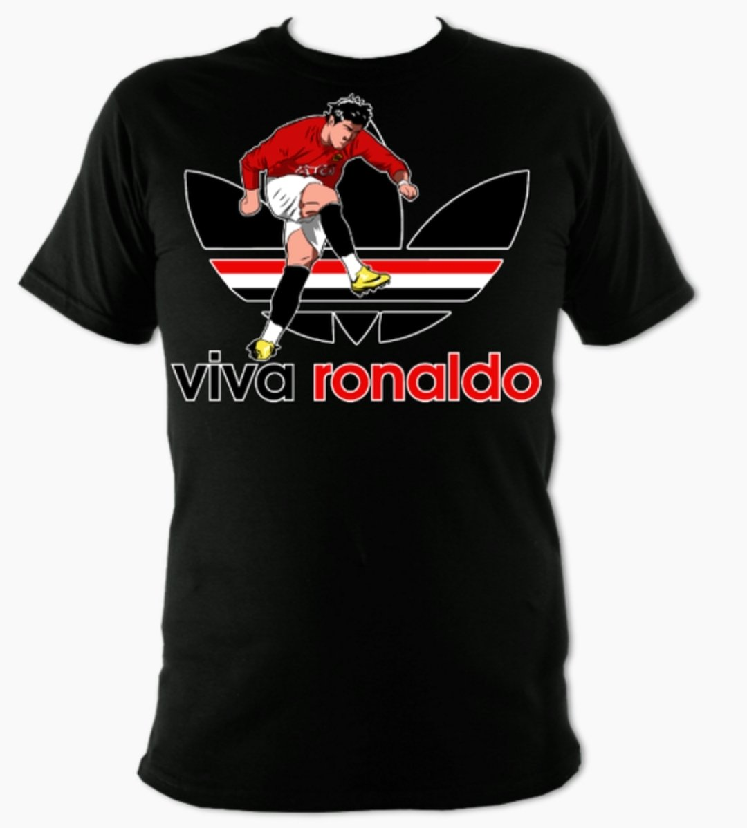 *GIVEAWAY* I'm giving away one of these adoRED 'Viva Ronaldo' Tshirts *LARGE ONLY*  To Enter: 1. RT this Tweet 2. Follow @NicwMUFC  Winner announced at @7pm Sunday 19/9/21  Good Luck. #MUFC #ManUtd #adoRED #VivaRonaldo #RonaldoReturns #Ronaldo