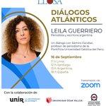 Image for the Tweet beginning: DIÁLOGOS ATLÁNTICOS   En esta