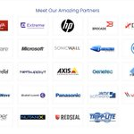 Image for the Tweet beginning: Learn more about our partners
