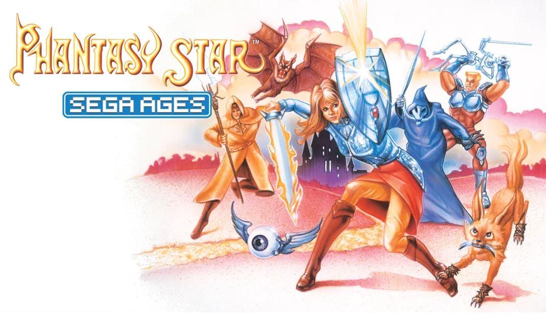 SEGA AGES Phantasy Star (S) $5.99 via eShop.