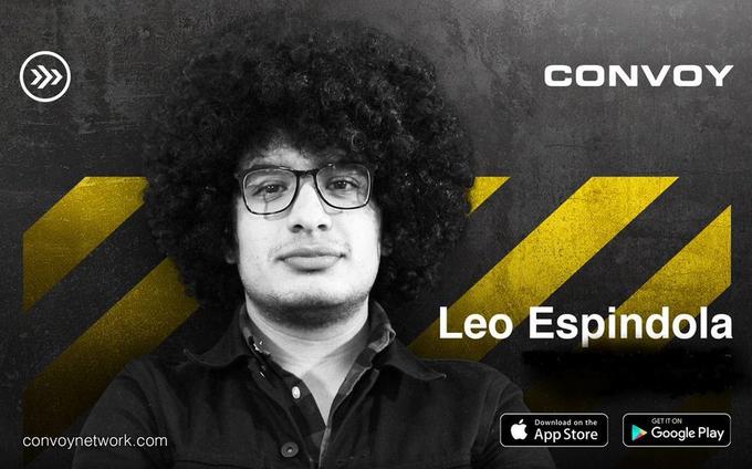 #LeoEnConvoy Twitter