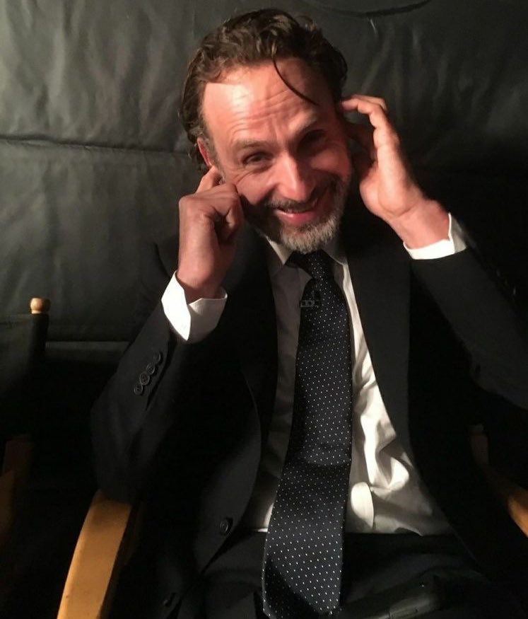 It s the 14th in my country sooooo HAPPY BIRTHDAY KING ANDREW LINCOLN <3