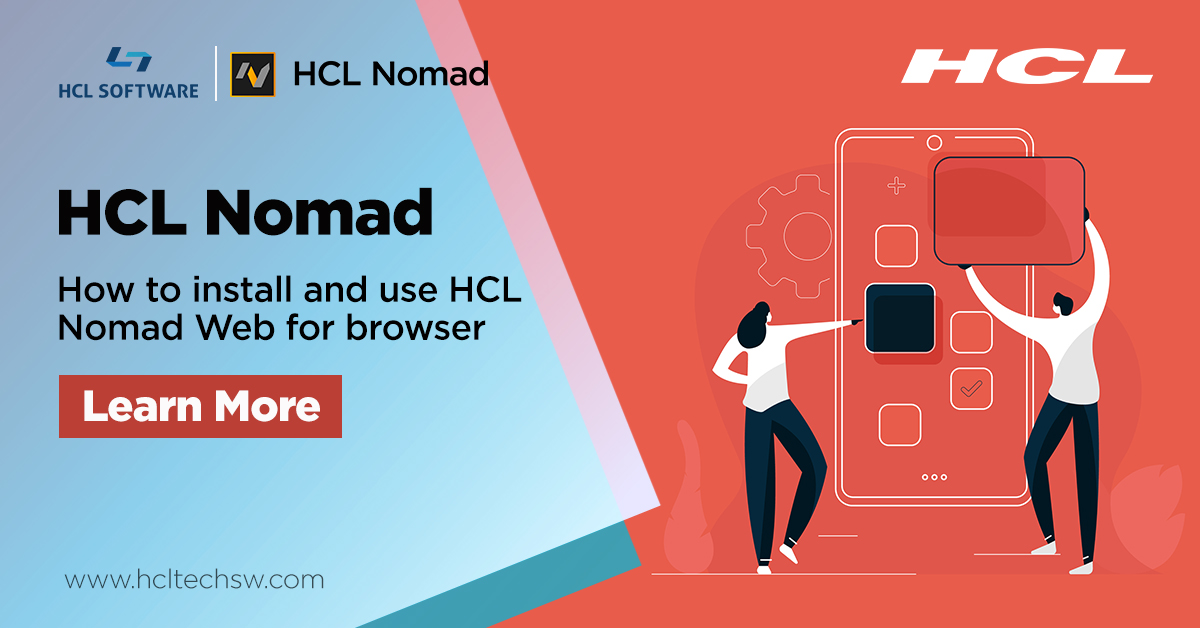 Use your #HCLDomino apps on a mobile device without any fuss! #coding #30daysofcode #DevCommunity #HCLNomad https://t.co/6pxIgirCno