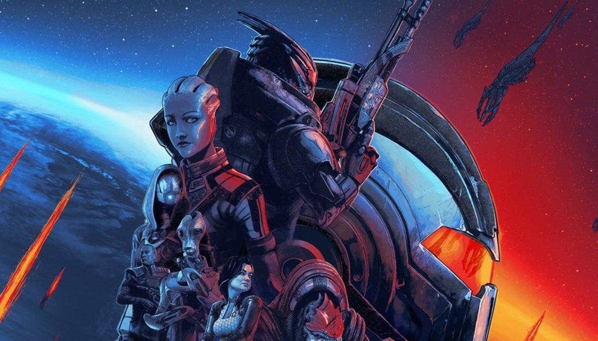 Mass Effect Legendary Edition (X1) $41.99 via Xbox.
