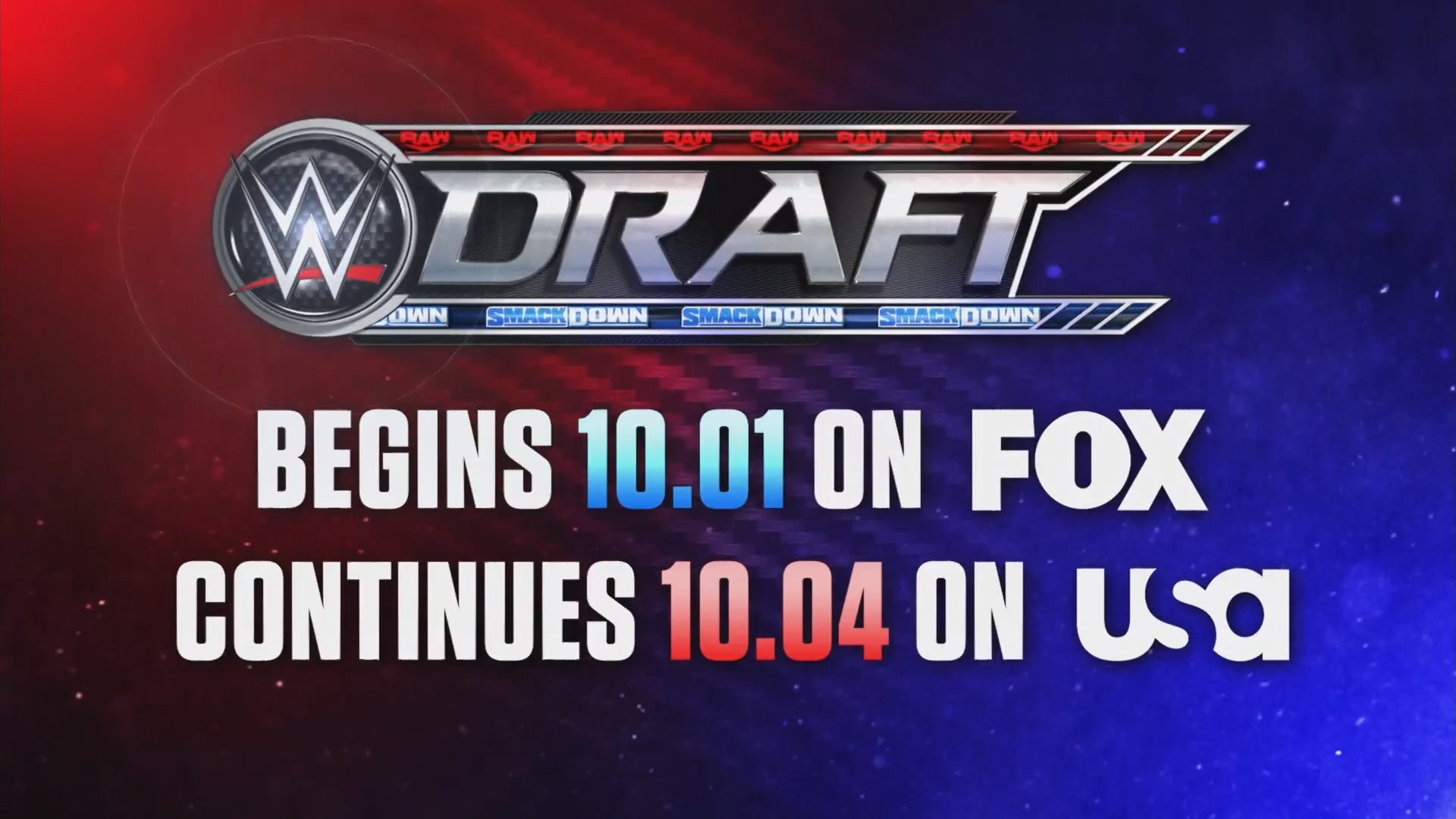 WWE Draft 2021 Confirmed To Return In October 1