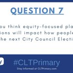 Image for the Tweet beginning: Q7: A City Report evaluated