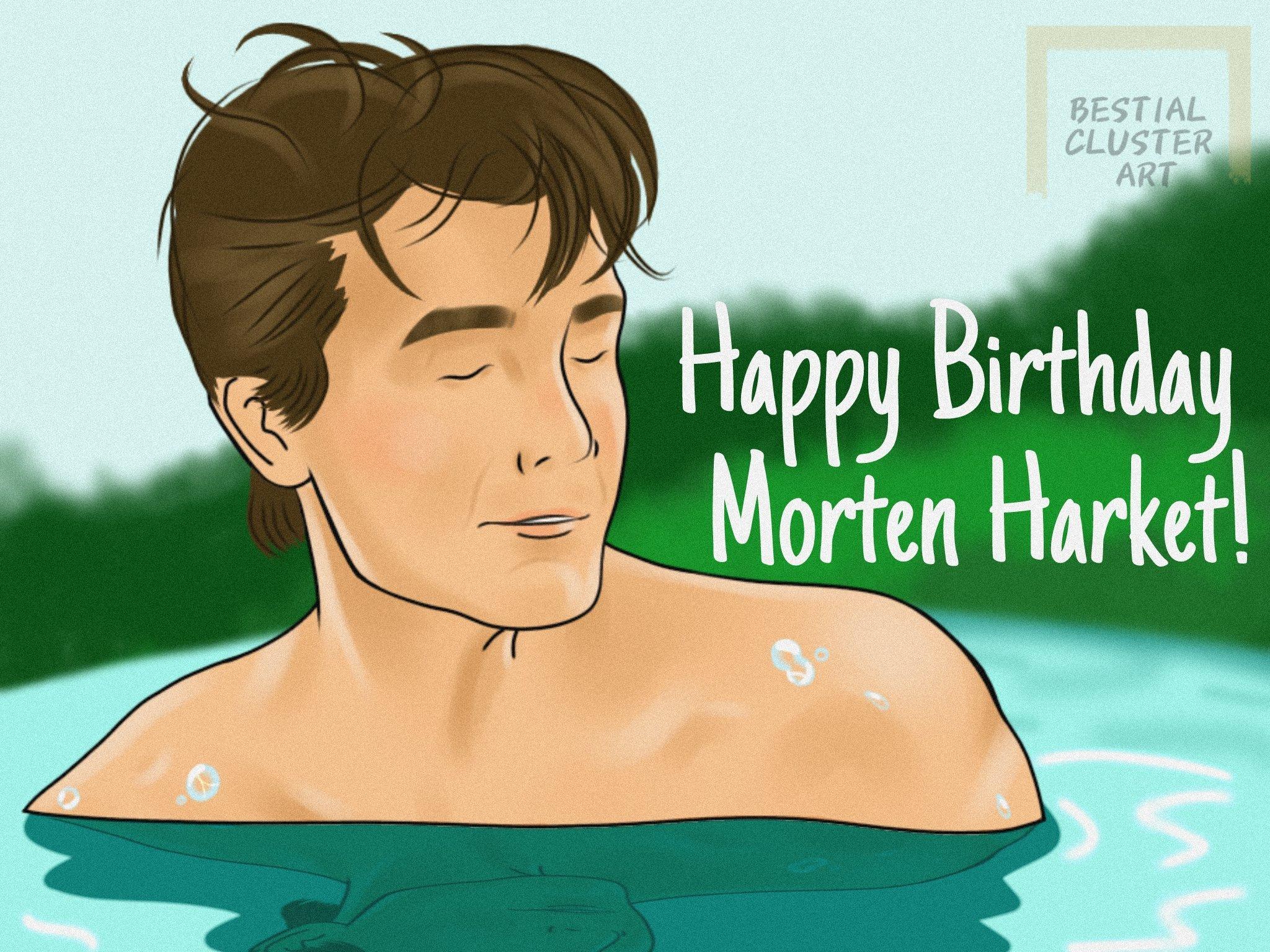 Happy Birthday Morten Harket !! .