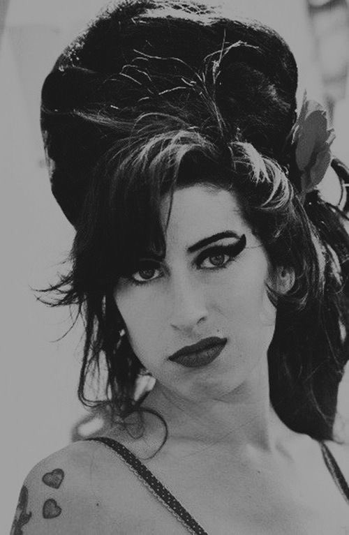 Happy Birthday to the  biggest girl in the world, Amy Winehouse. I hope you have in a better place.