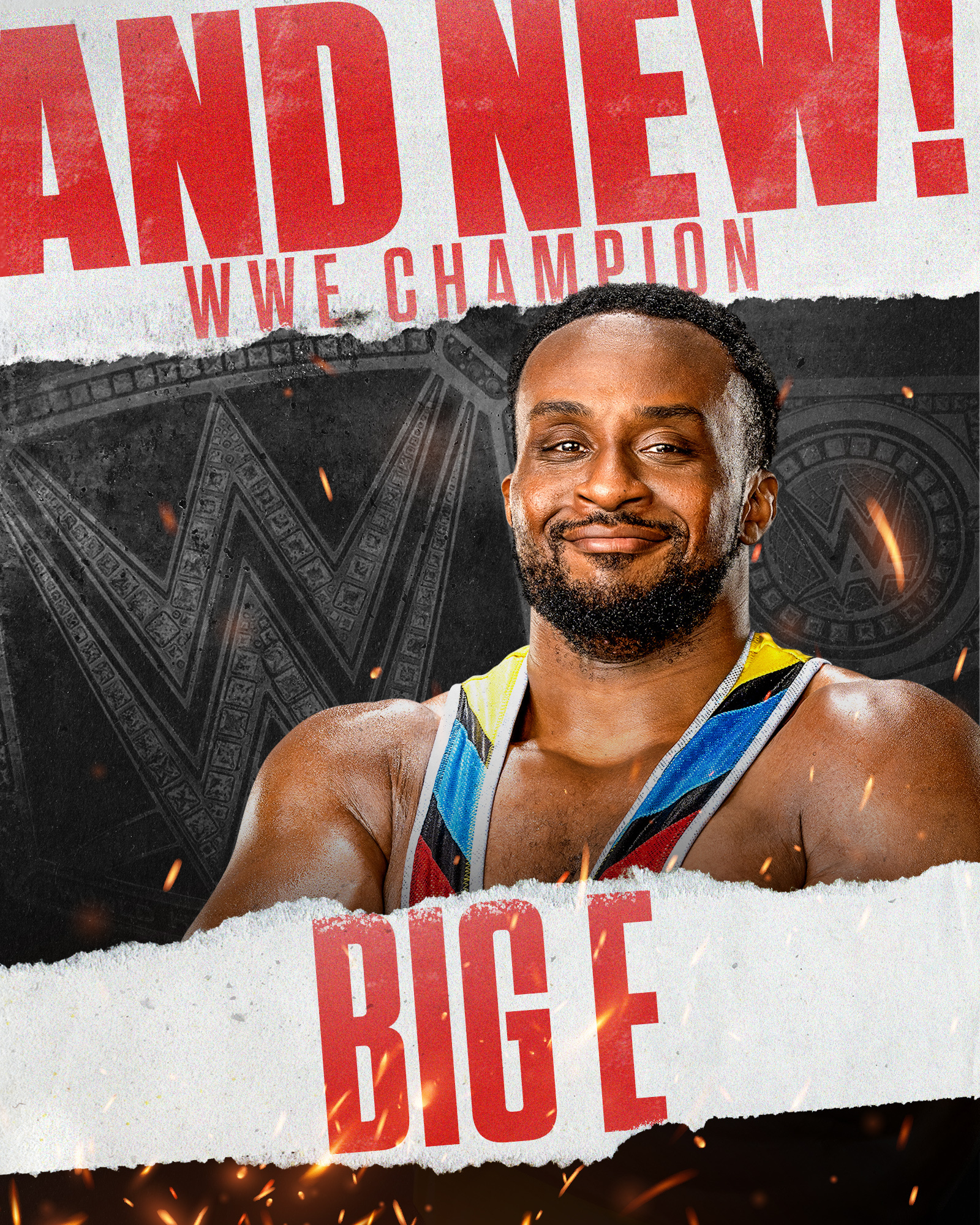 Big E Cashes In Money In The Bank 2021 Contract To Become New WWE Champion 28