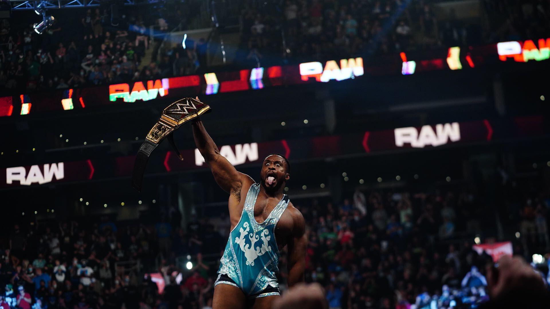 Big E Cashes In Money In The Bank 2021 Contract To Become New WWE Champion 29