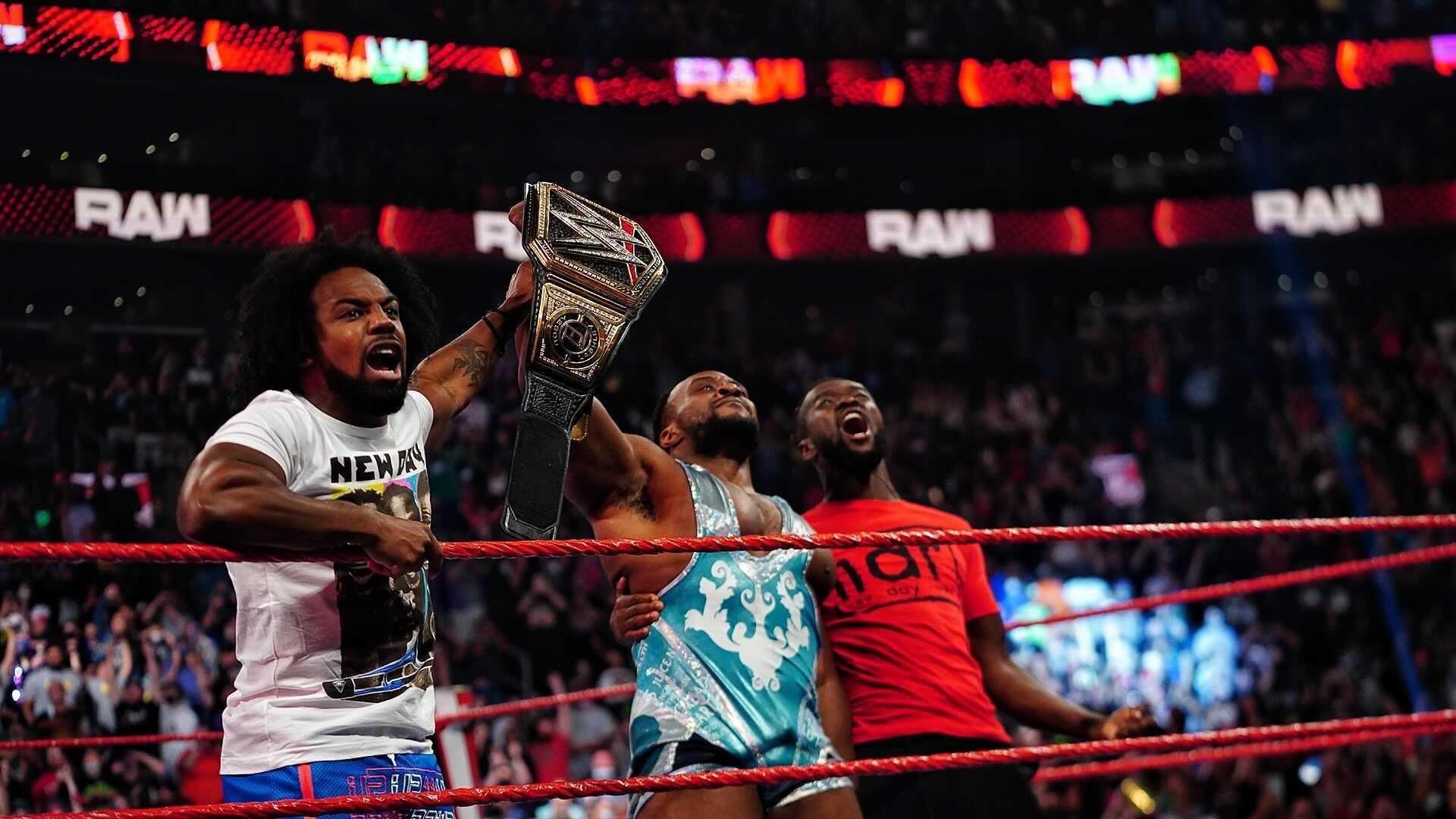 WWE Draft 2021 Confirmed To Return In October 2
