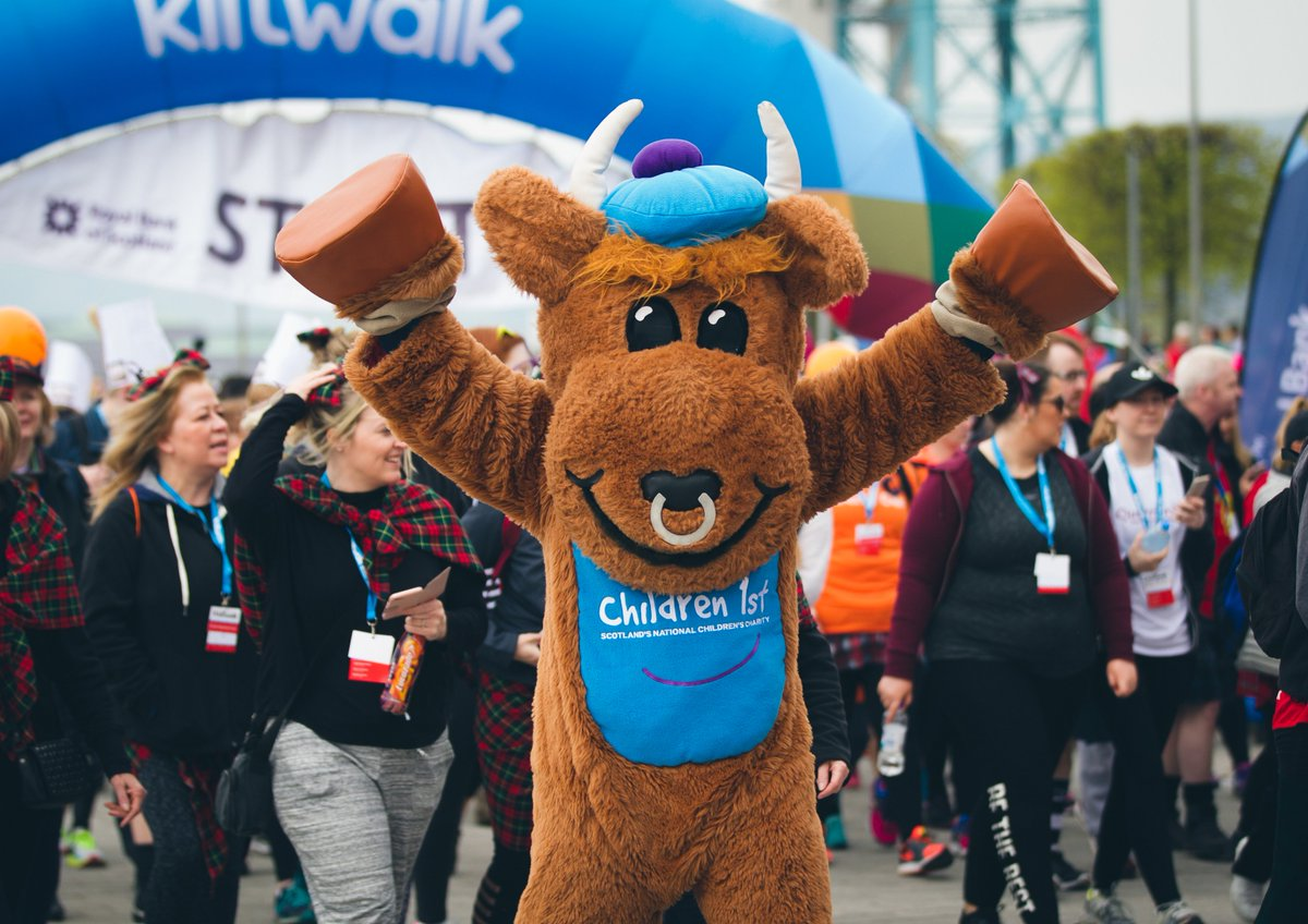 Just two Sundays left until the LIVE Glasgow @thekiltwalk event! #GetInvolved and mark the occasion by joining @children1st supporters who are helping to #LetTheKidsWin by securing your FREE charity entry at > children1st.org.uk/get-involved/e…