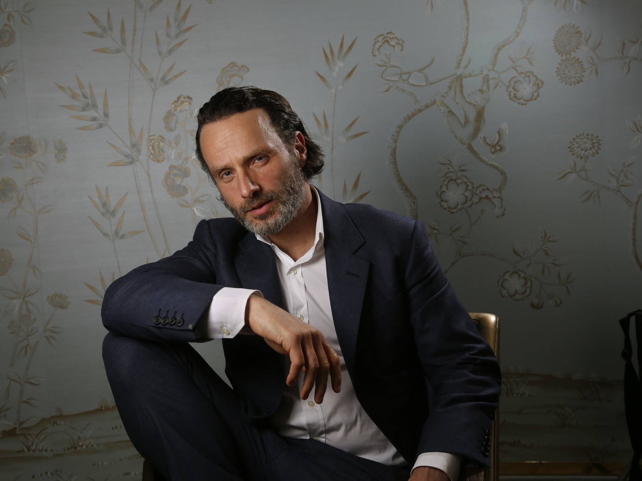 Happy 48th birthday to the talented and amazing Andrew Lincoln