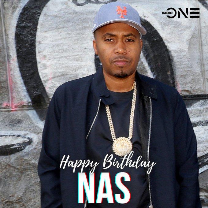 Happy birthday, Nas!