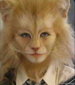 Emma Watson'un kediye dönüşmesinin perde arkası: