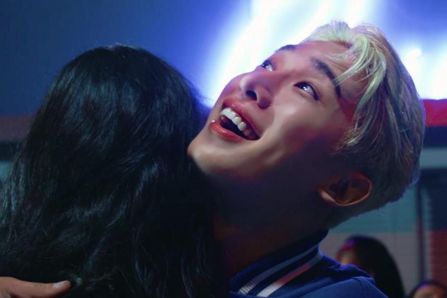 @soompi's photo on #Wonho_BlueLetter