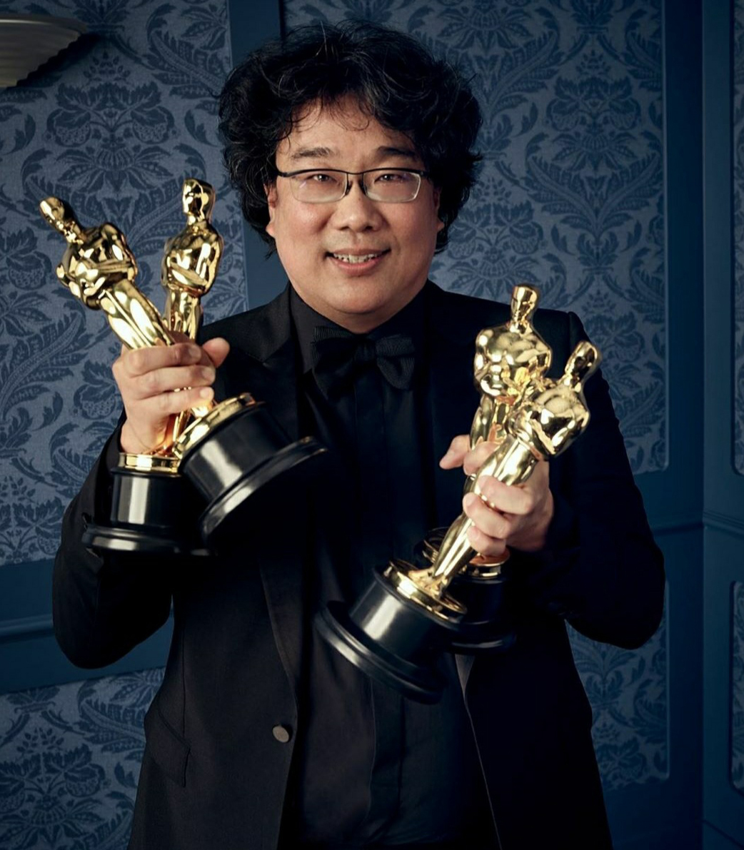 To me, that s cinema.  Happy birthday to my award-winning dad, Bong Joon-ho