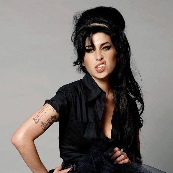 Happy birthday, Amy Winehouse