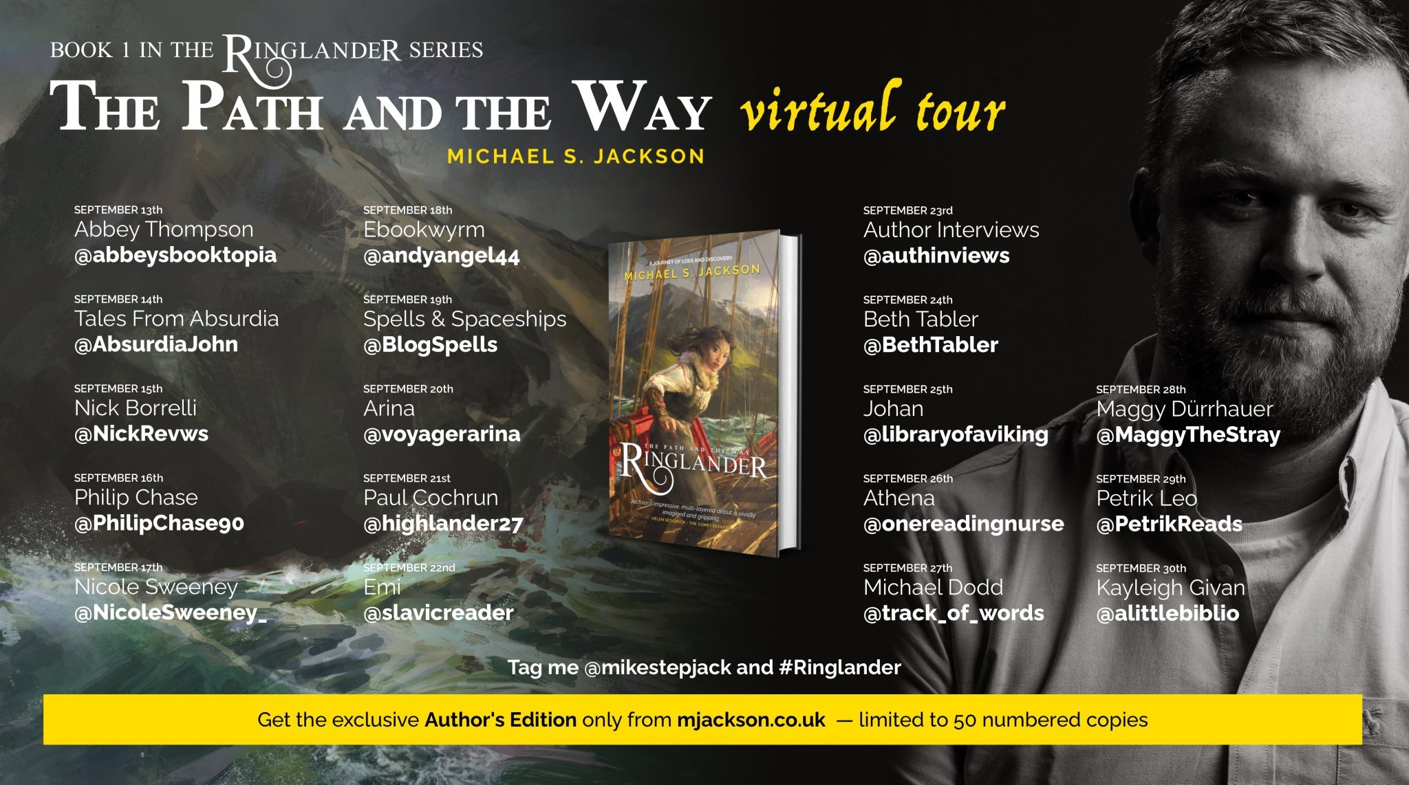 The Path and the Way virtual tour banner