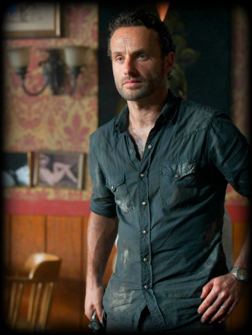Happy birthday to the one and only king of the walking dead Andrew Lincoln I wish you the best birthday