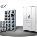 Image for the Tweet beginning: #ICYMI: Our smart lockers offering