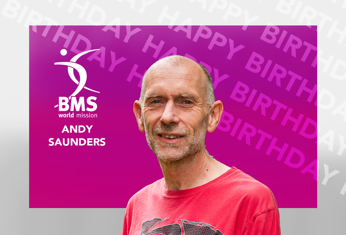 test Twitter Media - 🥳🎉 HAPPY BIRTHDAY ANDY SAUNDERS! 🎉🥳  We think Andy is awesome!   Show him some birthday love in the comments section below. 👇👇👇  Andy and his wife, Jenny, serve in Nepal. Andy trains church leaders at a bible college there, find out more about: https://t.co/wLiHcgKQ0C https://t.co/74GCIoH2Ee