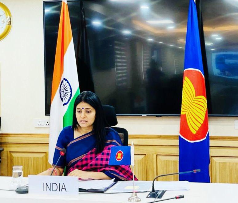 भारत ने आसियान के भागीदारों को महामारी के बाद उसके सुधार के प्रयासों के बारे में आश्वस्त किया