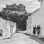 Image for the Tweet beginning: Curiosa foto del #CASTILLO de