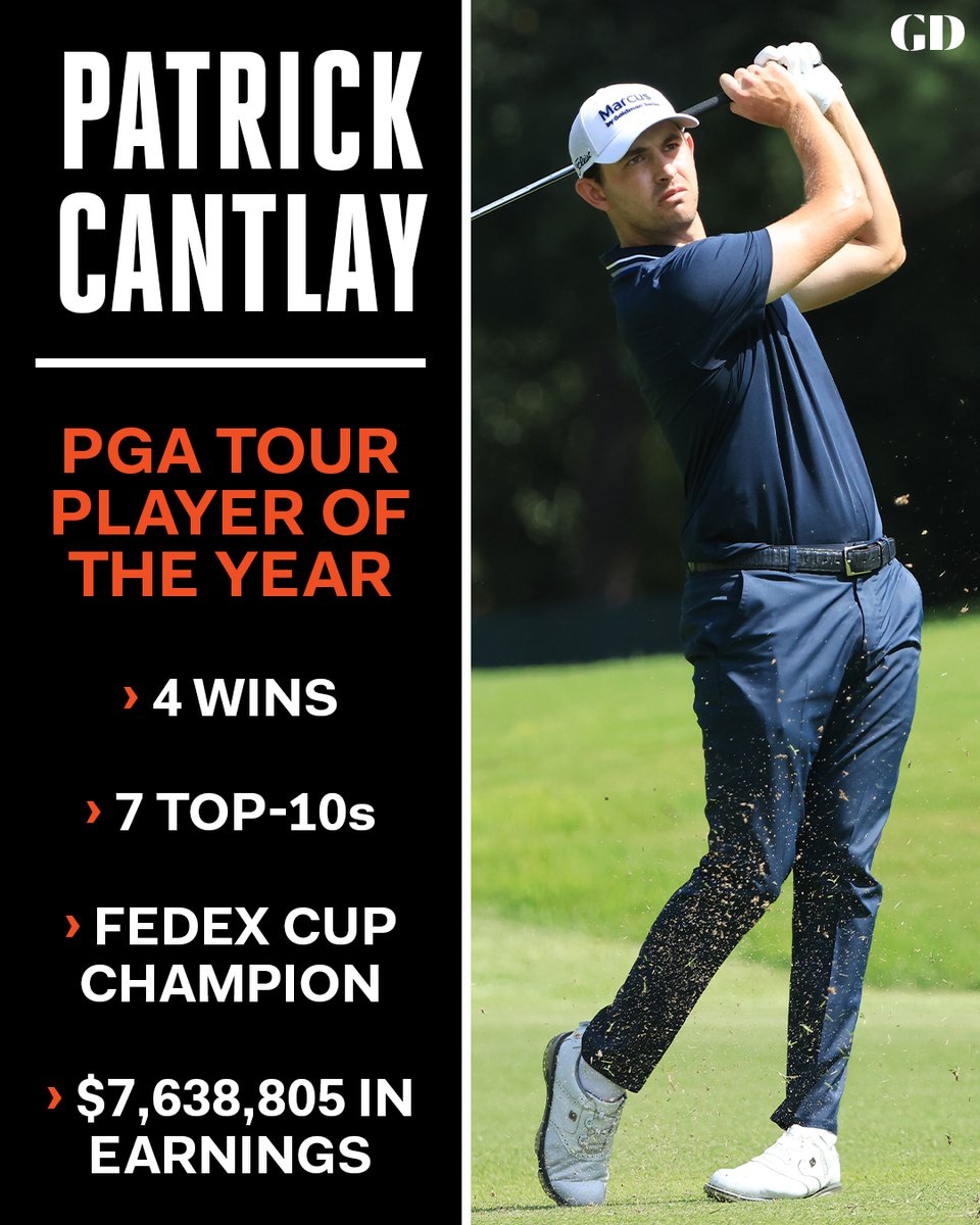 @GolfDigest's photo on Cantlay