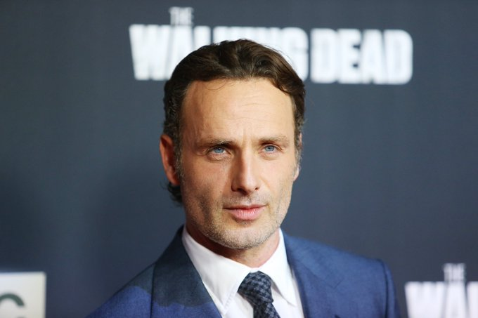 Happy Birthday to the man who started it all, Andrew Lincoln AKA Rick Grimes!