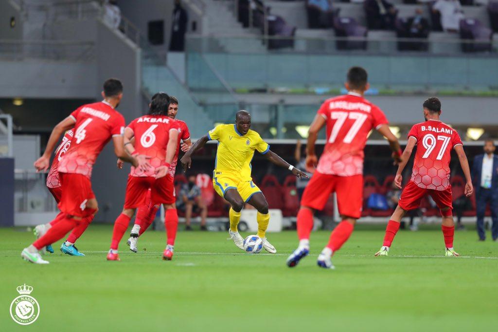 النصر السعودي يهزم تراكتور الإيراني بهدف نظيف ويتأهل إلى دور ربع نهائي دوري أبطال آسيا