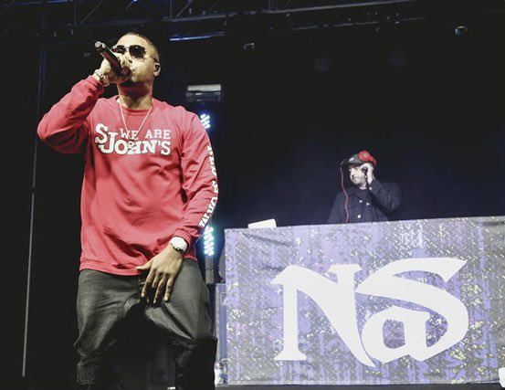 HAPPY BIRTHDAY NAS  THE REAL KING OF NEW YORK