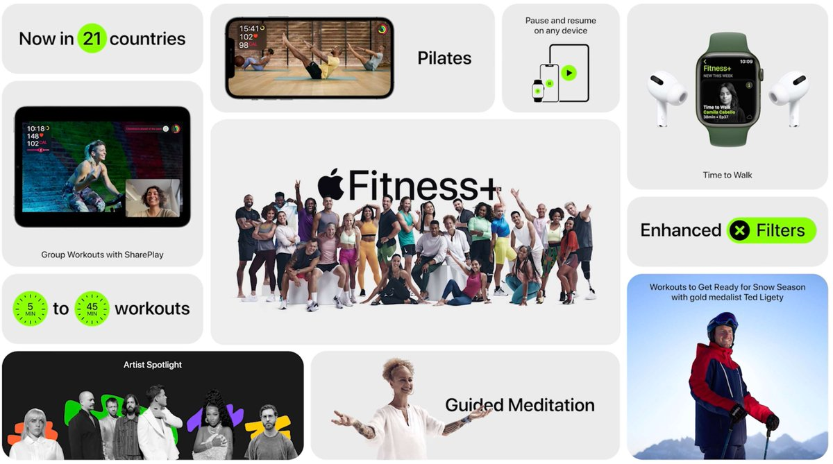 @TechCrunch's photo on Group Workouts