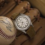 As we approach Roberto Clemente Day, I wanted to take a moment to thank the Clemente Family & @oriswatches for my Limited Edition Clemente watch. The RC FDN is dedicated to continuing the legacy of Roberto & winning this award has been 1 of the proudest moments of my career. @mlb