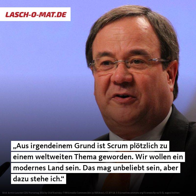love it 🤣#scrum #Arminlaschet #laschomat https://t.co/2QxWge3QJs